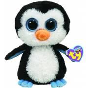 Peluche Waddles le pingouin 15cm BEANIE BOO'S