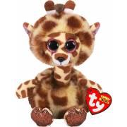 Peluche Gertie la girafe 15cm BEANIE BOO'S