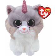 Peluche Kiki le chat 15cm BEANIE BOO'S