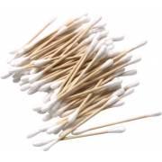 Cotons-tiges bâtonnet bois (Boîte x200)