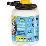 Recharge 450 ml RING pour kit anti-crevaison RT4FR