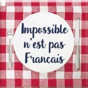 158 Magnet Impossible n'est pas français