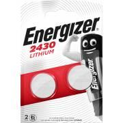 Piles CR2430 Lithium (x2) ENERGIZER