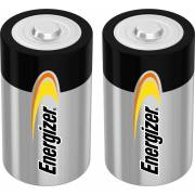 Piles LR20 D Alkaline Power (x2) ENERGIZER