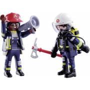 Pompiers secouristes PLAYMOBIL