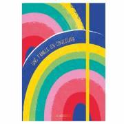 19 Cahier Une famille en couleur