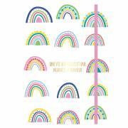 23 Cahier Rainbow
