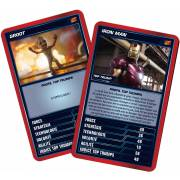 Jeu de bataille MARVEL TOP TRUMPS