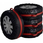 Housses à pneus 13 à 16'' (x4)