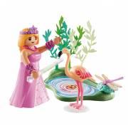 Princesse et mare PLAYMOBIL