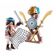 Gladiateur avec armes PLAYMOBIL