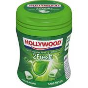 Chewing-Gum Hollywood Bottle 2 fresh chloro 51g