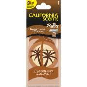 Désodorisant plaquette noix de coco CALIFORNIA SCENTS