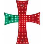 Croix lumineuse Portugal 24V 81 Leds LAMPA
