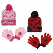 Set 2 pièces bonnet & gants multi MINNIE (assort.)