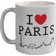 Mug I Love Paris 36cl PARIS