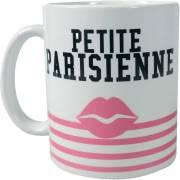 Mug Petit Parisienne rose 36cl PARIS