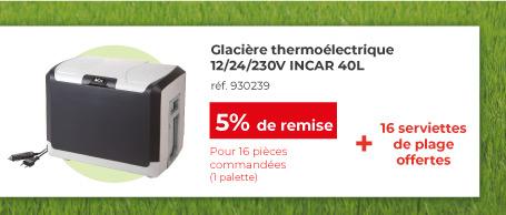 Offre Glacière 930239